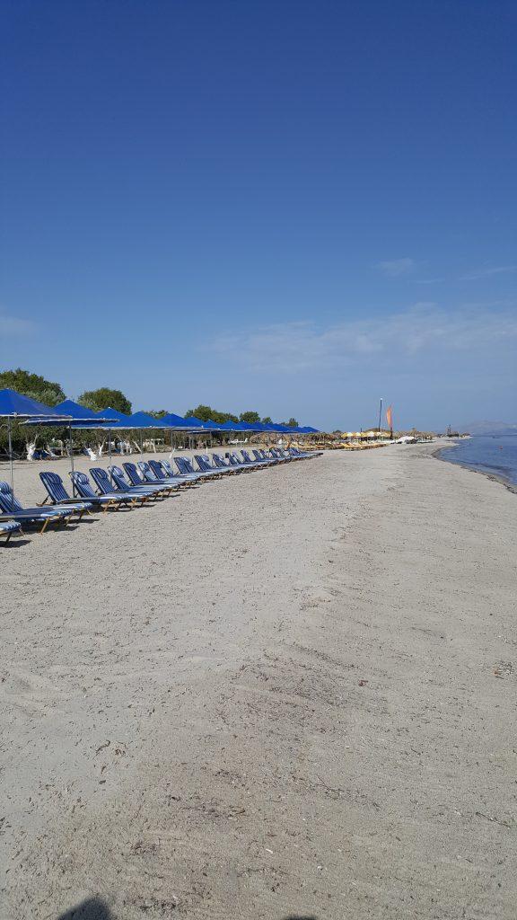 Strand Tigaki Insel Kos
